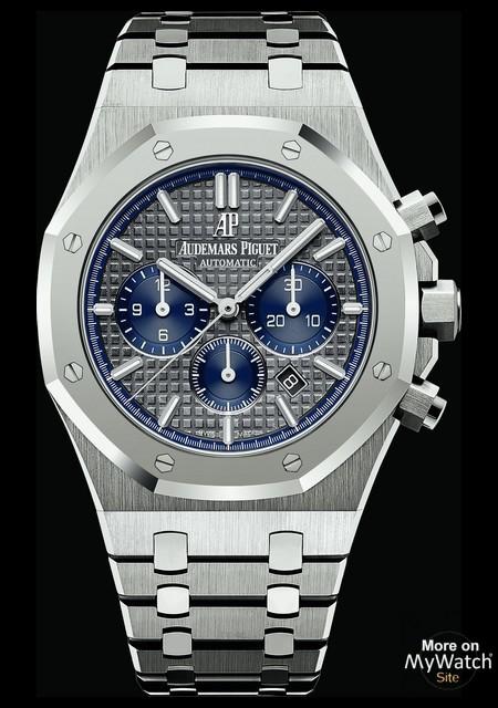 Watch Audemars Piguet Royal Oak Chronograph Royal Oak 26331ip Oo 1220ip 01 Stainless Steel Bracelet Stainless Steel