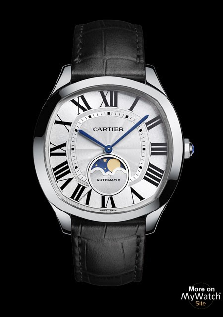 Drive de Cartier Moon Phases