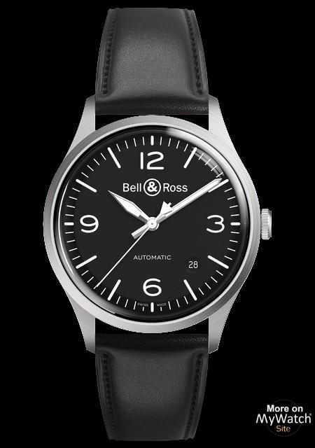 BR V1-92 Black Steel