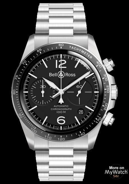 BRV2-94 Black Steel