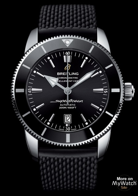 breitling ii medium superocean watches papers for unworn box and heritage with sale