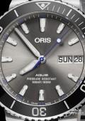 la montre : Oris Hammerhead Limited Edition