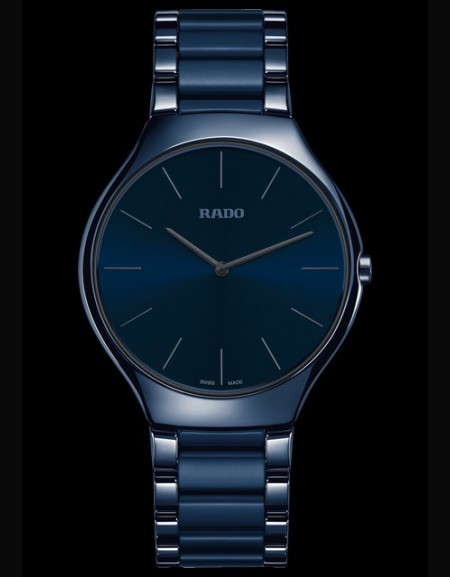 Rado True Thinline Colours