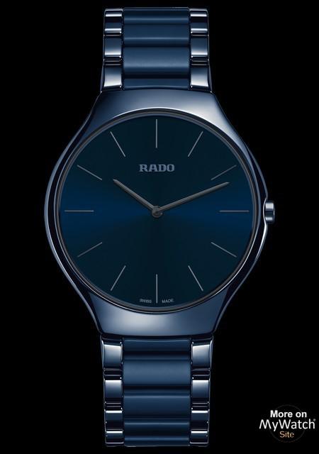 Rado True Thinline Colours