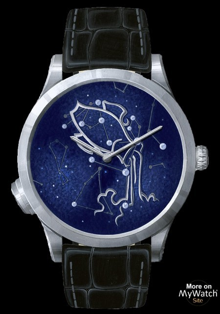 Midnight Zodiac Lumineux Verseau