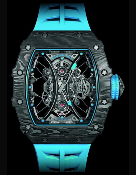 Tourbillon Pablo Mac Donough