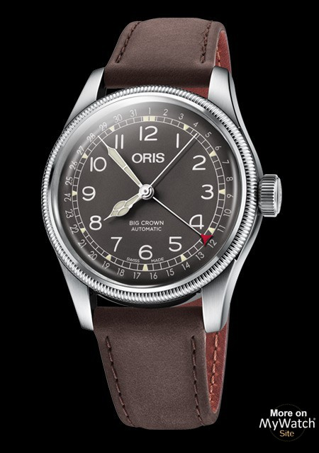 f7ac85b5494 Oris Big Crown Pointer Date