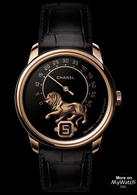 f99739a18decd Watch Monsieur de Chanel