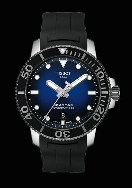 b2fbd70d1 Watch Tissot Seastar 1000 Automatic   T-Sport T120.407.17.041.00 ...