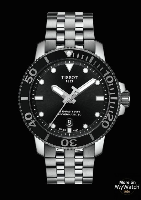 Watch Tissot Seastar 1000 Automatic  8d0b1745655
