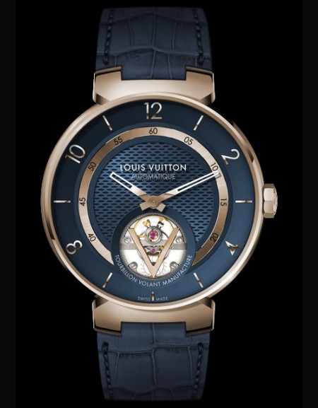 TAMBOUR MOON TOURBILLON