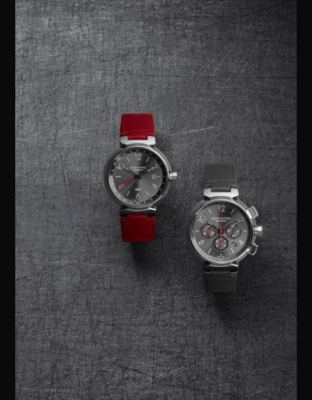 Tambour Essentiel Grey - GMT Date