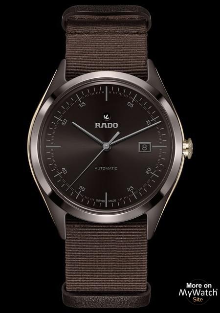 HyperChrome Ultra Light bracelet NATO (montre unisexe)
