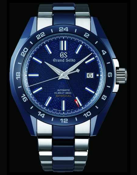 Grand Seiko Hi Beat Ceramique