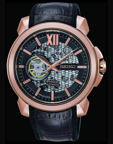 The Premier Novak Djokovic Automatic Limited Edition