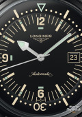 The Longines Legend Diver Watch