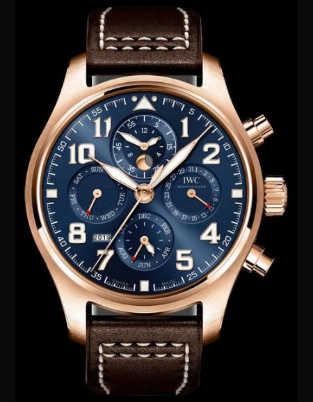 Pilot's Watch Perpetual Calendar Chronograph