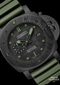 Submersible Marina Militare Carbotech™ Special Edition