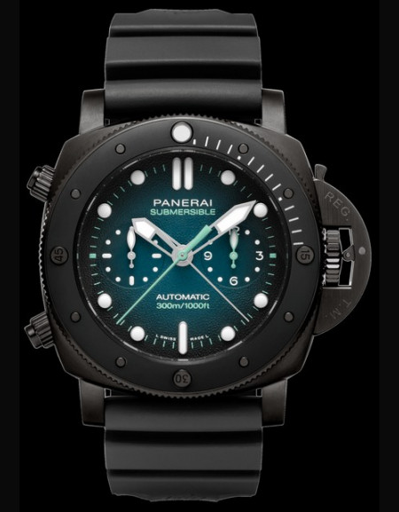 Submersible Chrono Guillaume Néry Special Edition