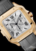 Santos de Cartier Chronographe
