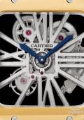 Santos de Cartier Squelette