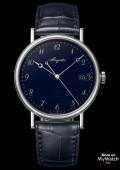 Classique 5177 Grand Feu Blue Enamel