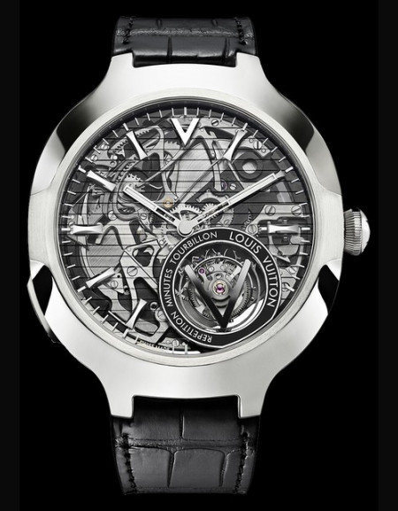 Voyager Minute Repeater Flying Tourbillon