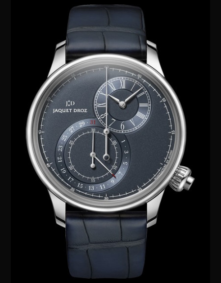 Grande Seconde Off-Centered Chronograph