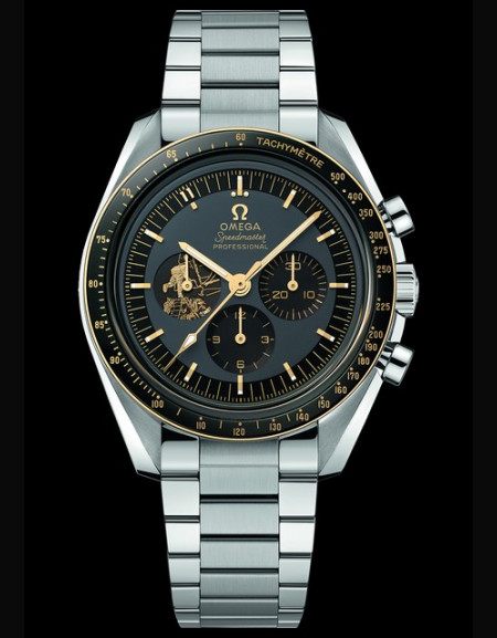 Omega Speedmaster Apollo 11 50th Anniversary Steel Limited Edition