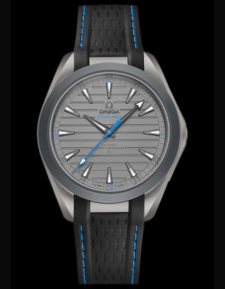 Omega Seamaster Aqua Terra Ultra Light Blue Version