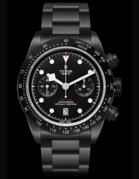 Black Bay Chrono Dark