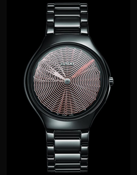 Rado True Thinline Deep Web Limited Edition