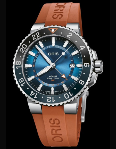 Oris Carysfort Reef Limited Edition
