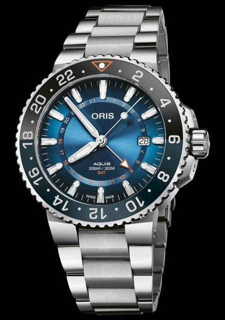 Oris Carrysfort Reef Limited Edition