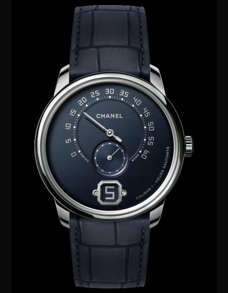Monsieur de Chanel Blue Edition