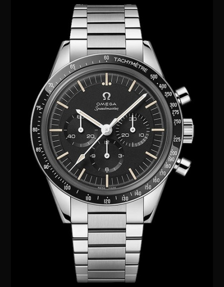 Speedmaster 321 On Steel