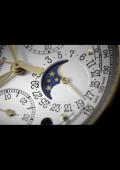 Perpetual Calendar Chronograph