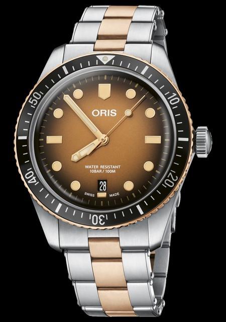 Oris Divers Sixty-Five