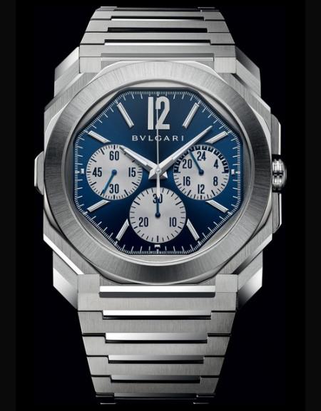 Octo Finissimo S Chronograph GMT