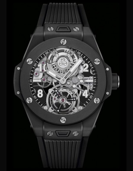 Big Bang Tourbillon Automatic Black Magic