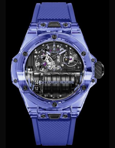 Big Bang MP-11 Blue Sapphire