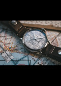 Pilot Type 20 Silver Chronograph