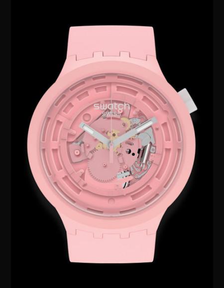 Big Bold Bioceramic C-Pink