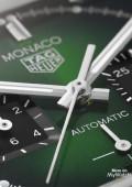 Monaco Green Dial