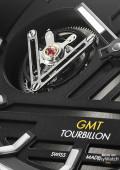 Tambour Curve GMT Flying Tourbillon