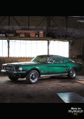 Top Time Ford Mustang