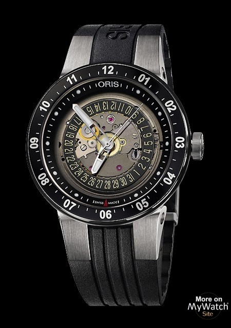 Oris Williams f1 Watch Oris Williams f1 Team Skeleton