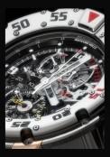 RM 025 Chronographe de Plongée à Tourbillon