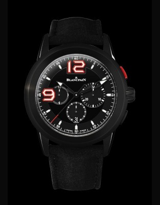L-evolution Chronographe Flyback 'Super Trofeo'