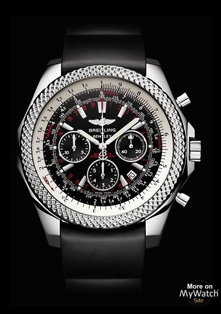 Breitling For Bentley >> Watch Breitling Bentley Motors Speed Breitling For Bentley Steel Rubber Bracelet
